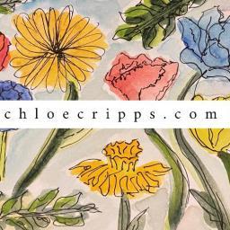 A month of chloecripps.com